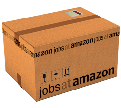 Image of Amazon delivery box